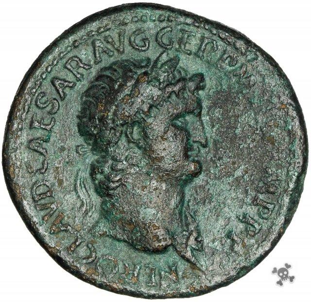 Nerone Porto di Ostia 64d.C. (Roma)